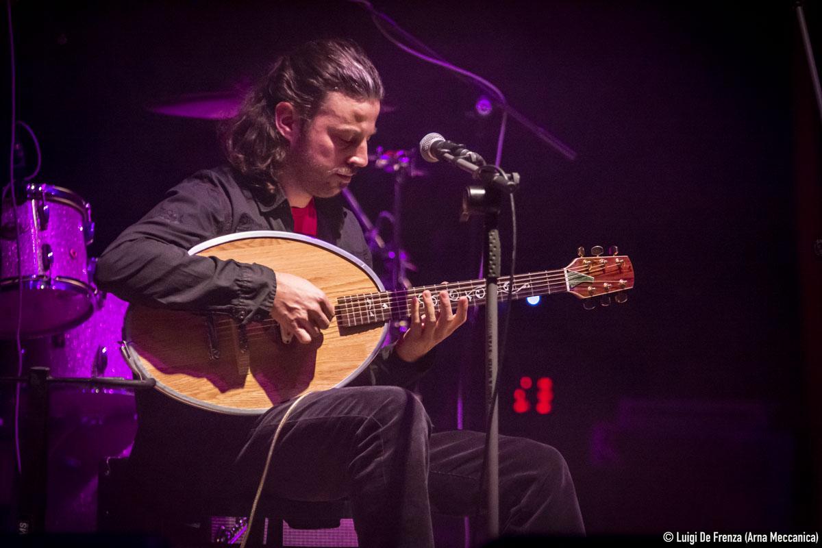 Fabio Cardullo e Lampion Guitar live opening Ian Paice (Deep Purple)