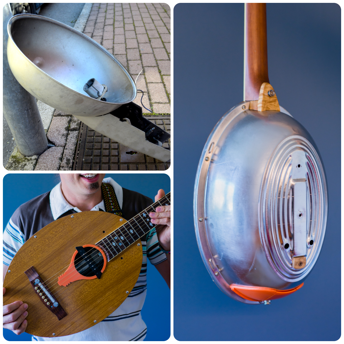 Lampion Guitar - Il lampione
